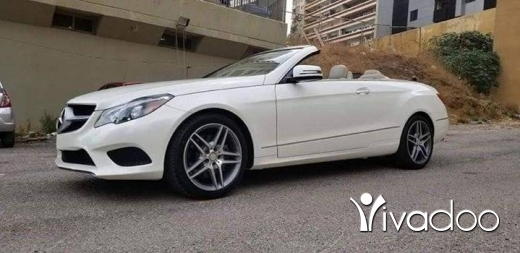 Mercedes-Benz in Port of Beirut - Mercedes Benz E350
