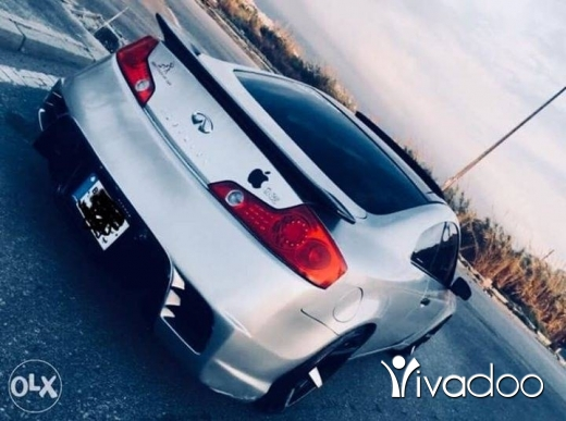 Infiniti in Tripoli - G35 For sale
