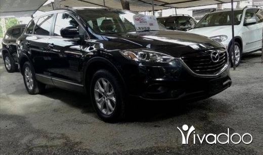 Mazda in Sin el-Fil - Cx9 black/black 2014 Turing