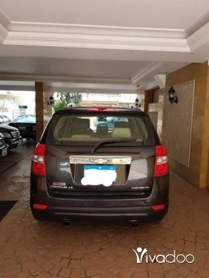 Chevrolet in Beirut City - captiva Chevrolet 2009