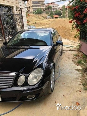 Mercedes-Benz in Chtaura - For sale mercedes E 280 4 matic