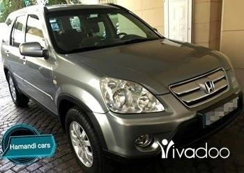 Honda in Port of Beirut - HONDA CRV