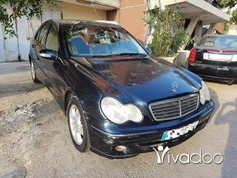 Mercedes-Benz in Khalde - Mercedes c240 2005