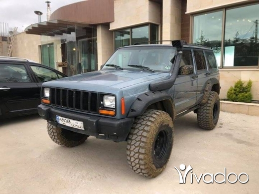 Jeep in Bekfaya - cherokke xj..98