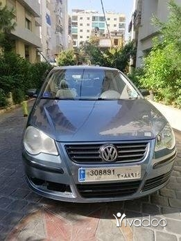 Volkswagen in Beirut City - Polo 2006