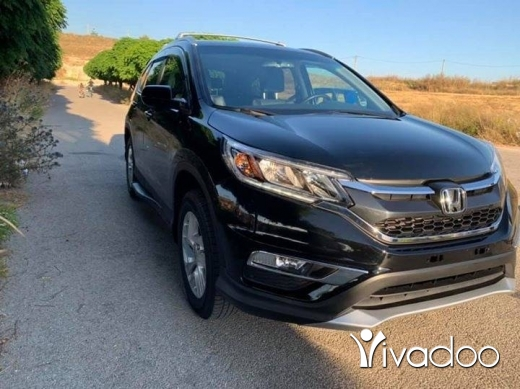 Honda in Beirut City - Crv EXL 4wd 2015 black in black