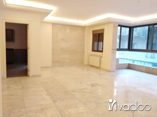 Apartments in Achrafieh - A 170 m2 apartment for rent in Achrafieh