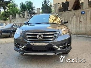 Honda in Tripoli - For sale jeep honda crv 4×4 model 2012 exl + dvd 2ajnabi wasel jdid