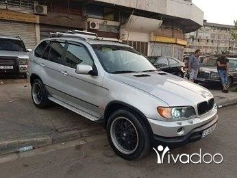 BMW in Berqayel - BMWX5 model2000
