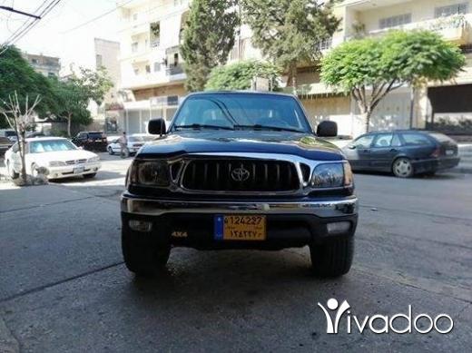 Toyota in Minieh - للبيع تويتا تكوما ٢٠٠١