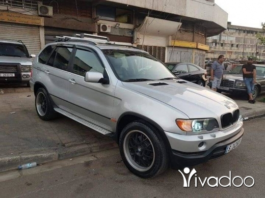 BMW in Berqayel - Bmw x5 model 2000