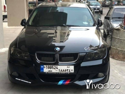 BMW in Beirut City - Bmw 320 model 2006 for sale or trade