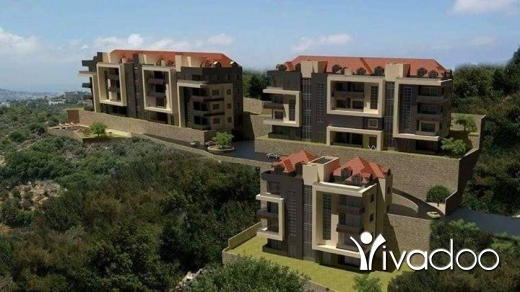 Apartments in Choueifat - شقق للبيع ديلوكس