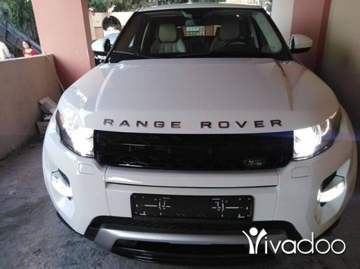 Rover in Tripoli - land rover Evogue mod 2014 pure prinium