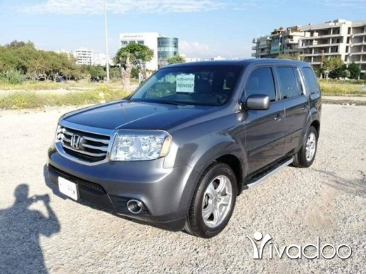 Honda in Beirut City - Honda pilot 2012