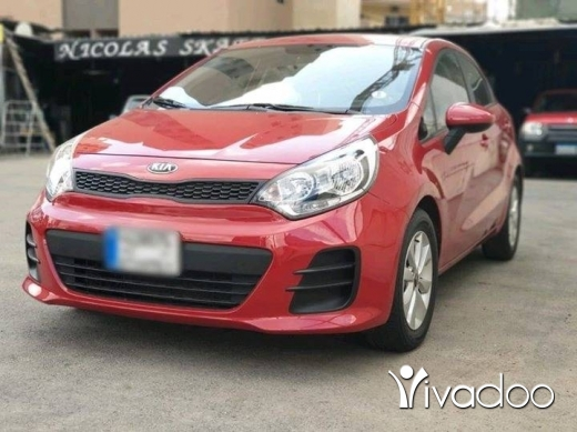Kia in Beirut City - 2015 Kia Rio / Low km / One owner / Final price