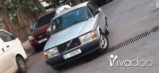 Volvo in Beirut City - فولفو ٢٤٠ للبيعfor sale volvo