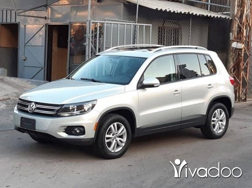 Volkswagen in Beirut City - Tiguan 4 motion