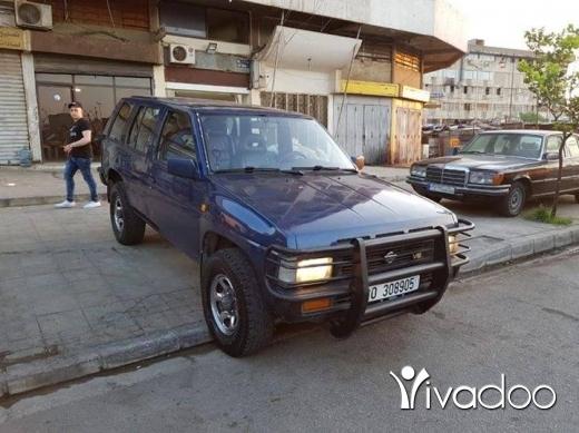 Nissan in Tripoli - .