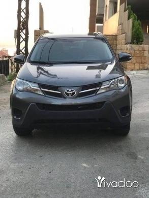 Toyota in Beirut City - Toyota rav4