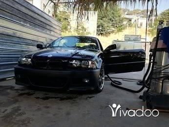 BMW in Jdeidet el-Chouf - e46 new boy 325ci 2003 convertible