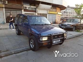 Nissan in Tripoli - Nissan model 94