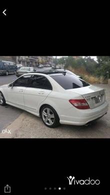 Mercedes-Benz in Beirut City - C300/2011/جديده ومكفوله شاشه كبيره كاميرا