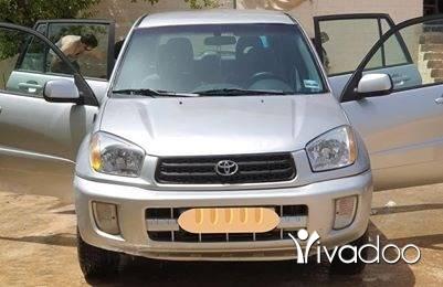 Toyota in Baalback - Rav4 .