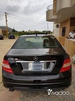 Mercedes-Benz in Tripoli - mercedes benz 2008