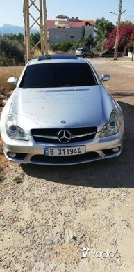 Mercedes-Benz in Tripoli - cls500 model 2006 look amg original