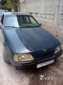 Opel in Akkar el-Atika - Opel omega model 90
