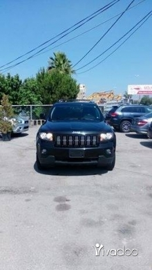 Jeep in Tripoli - Cherokee 2013 4*4