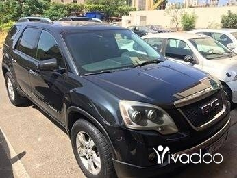 GMC in Port of Beirut - GMC Acadia 2007 4x4