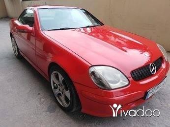 Mercedes-Benz in Jounieh - Mersedes slk 1998
