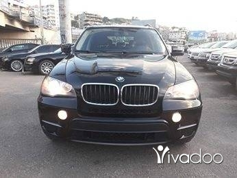 BMW in Port of Beirut - BMW X 5 3.5L 2011