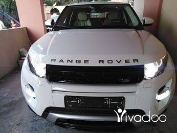 Land Rover in Tripoli - land rover Evogue mod 2014 pure prinium