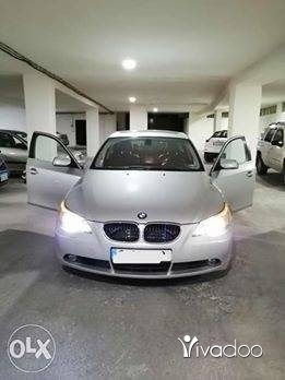 BMW in Beirut City - Bmw c5 525 2006 model full option clean.