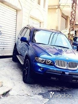 BMW in Hasbaya - x5 2003 look 2006