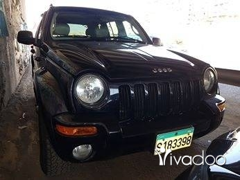 Jeep in Khalde - jeep liberty limdet 2003