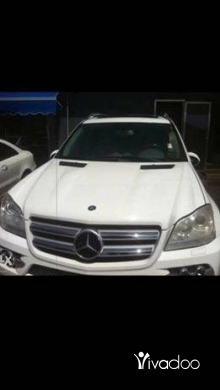 Mercedes-Benz in Chtaura - GL 450 ajnabi v8 whts
