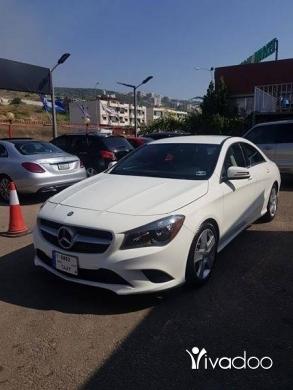 مرسيدس بنز في مدينة بيروت - Mercedes Benz CLA