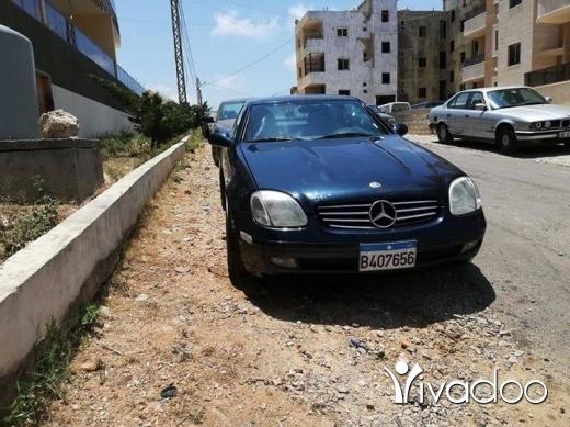 Mercedes-Benz in Marj Barja - slk lorinser