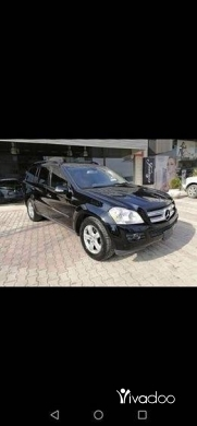 Mercedes-Benz in Beirut City - Gl 450 2007 low milage new car