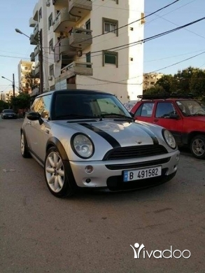 Mini in Tripoli - Mini cooper
