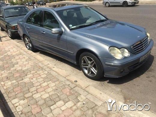 Mercedes-Benz in Beirut City - Mercedes c240 model 2005
