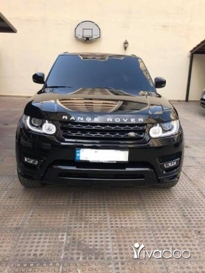 Rover in Beirut City - Range Rover Sport 2014 V8 Autobiography