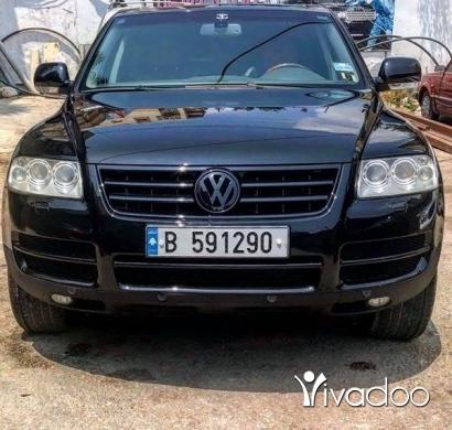 Volkswagen in Kour - Volkswagen TOUAREG