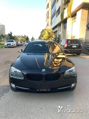 BMW in Hazmieh - Bmw 535i 2011 Clean Carfax