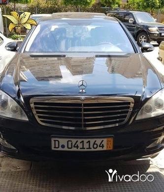 Mercedes-Benz in Tripoli - لللبيع بداعي السفر مرسيديس 450 ألمانية للبيع نضيفة كتير(03113079)