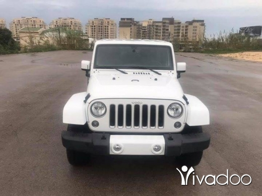 Jeep in Beirut City - 2017 jeep wrangler